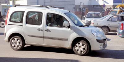 Kangoo, Logan II, Fiesta, i10…, les modèles de voitures les plus vendus au Maroc