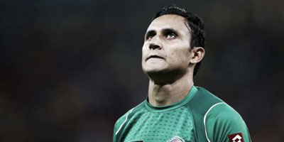 Transfert du gardien costaricien Keylor Navas au Real Madrid