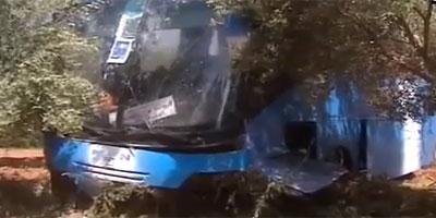 Cinq morts et 7 blessés dans un accident près de la ville de Là¢attaouia