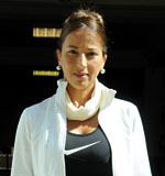 Laila Benjelloun Touimi, coach, fondatrice du centre Espace gym danse