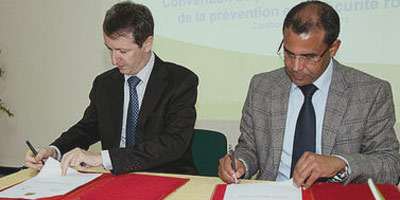Sécurité routière : Partenariat entre la Lydec et le CNPAC