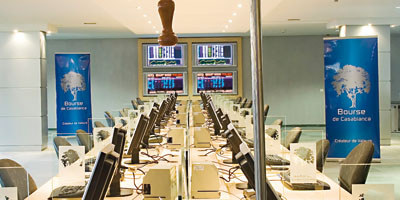 La Bourse de Casablanca toujours peu dynamique dans la région