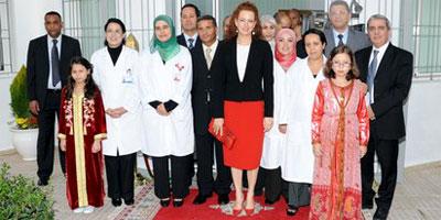 Casablanca : Inauguration du centre de détection précoce des cancers du sein et du col utérin