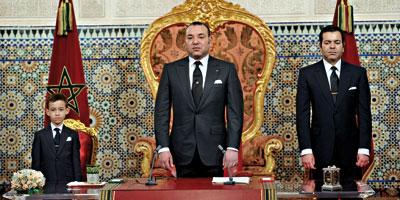 L'année où le Roi a fait entrer le Maroc dans un nouveau processus démocratique