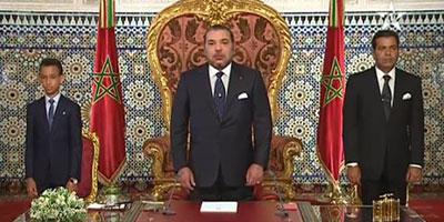 Fête du trône : Le discours du Roi