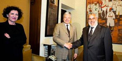 Le gouvernement belge approuve une Convention de coopération en matière de lutte contre le terrorisme avec le Maroc