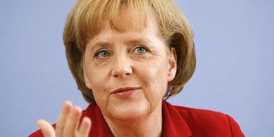 Angela Merkel, victime d'un accident de ski, annule plusieurs rendez-vous