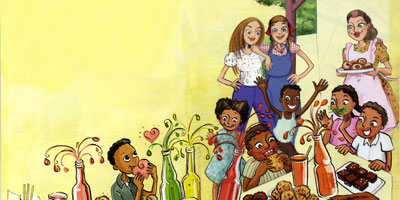 Livre Jeunesse: l'univers désenchanté