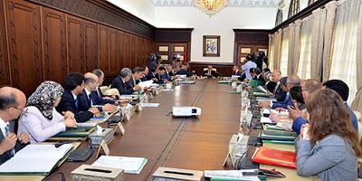 Le Conseil de gouvernement adopte un projet de décret relatif à la préparation et l'exécution des Lois de Finances