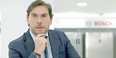 Electroménager : Questions à Luis Alvarez,Directeur général de Bosch Maroc