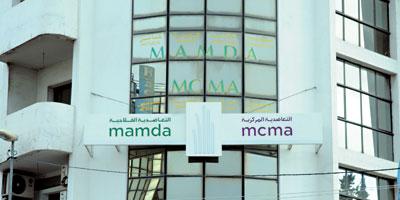 MAMDA-MCMA