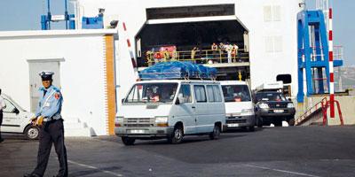Les MRE qui se réinstallent au Maroc génèrent du business pour les propriétaires de fourgons !