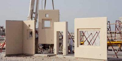 Maisons pr fabriqu es deux entreprises fran aises proposent un concept pour - Devis construction maison algerie ...