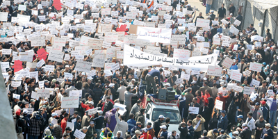 Manifestations: A chacun ses slogans… et ses arrière-pensées