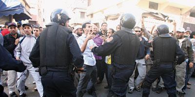 Sit-in, manifestations, marches: ce que dit la loi