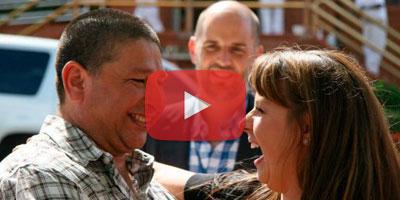 En Vidéo – Un condamné à mort libéré après neuf ans de prison !