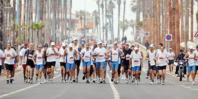 Une 7e édition pour  le Marathon de Casablanca