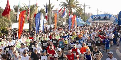 7 000 athlètes attendus à la 26e édition du Marathon International de Marrakech