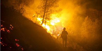 Marbella : incendie de 12 kilomètres de long et évacuation de milliers de personnes.
