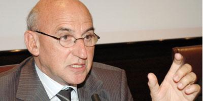 Marc Thépot quitte RISMA