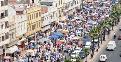 Le Maroc des marchands ambulants