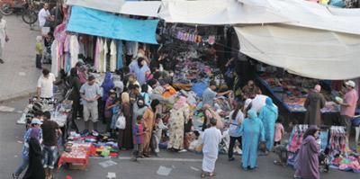 238 000 marchands ambulants au Maroc il y a trois ans, combien aujourd'hui ?