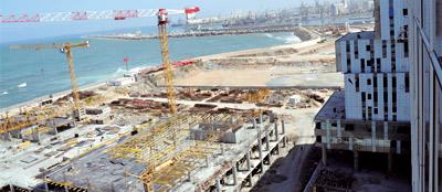 Les deux premières tranches de la marina de Casablanca seront livrées en 2012