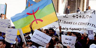 Amazigh : les propositions de loi arrivent