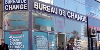 Devises passeport et cin la fois svp lavieeco - Bureau de change monnaie ...