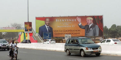 Maroc-Guinée : 21 accords de coopération bilatérale voient le jour.
