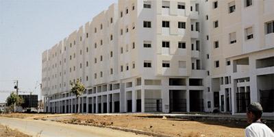 Logement social : 103 116 unités en cours de construction et 9 000 déjà achevées