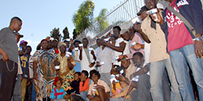 10 000 subsahariens «sans papiers»… et pas de politique d'immigration