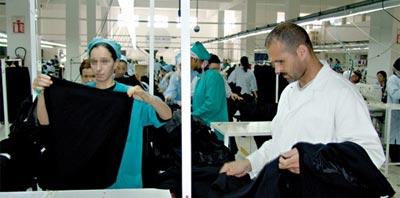 Textile cherche 20 000 personnes à recruter
