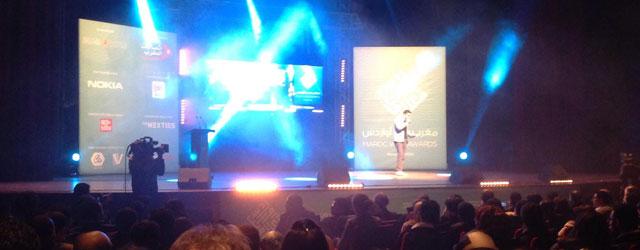 Maroc Web Awards récompense les meilleurs blogueurs, influenceurs et entrepreneurs web pour 2013