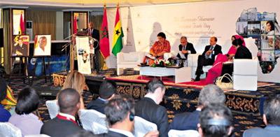 Maroc Export en Afrique anglophone et australe