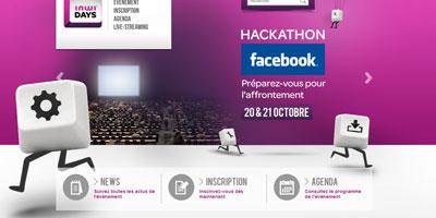 Grand-messe des passionnés de Facebook au Maroc : Première édition des «inwidays» à Casablanca
