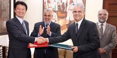 Le Japon prête un milliard de Dhs au Maroc pour le développement des Systèmes d'Assainissement de 9 communes