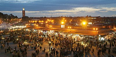 Crise ou pas : 50 hôtels et maisons d'hôtes ouvriront à Marrakech en 2011 et 2012