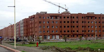 Marrakech : l'immobilier toujours en crise