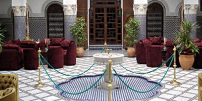 Hôtellerie : 10 000 lits s'ajouteront en 2012 aux 50 000 que compte déjà Marrakech