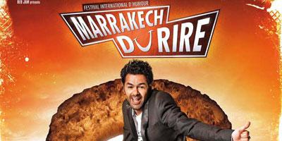 Le «Marrakech du Rire» souffle sa 3ème bougie dans la cité ocre