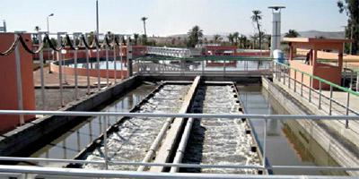 Marrakech irriguera enfin ses golfs et jardins avec des eaux recyclées