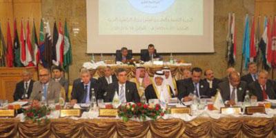 Ouverture à Marrakech de la 31ème session du Conseil des ministres arabes de l'Intérieur