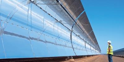 Masen prend une part de 25% dans la première centrale solaire de Ouarzazate