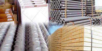 Contreplaqué, PVC, ronds à béton, céramique… Ces matériaux menacés qu'il faut sauver
