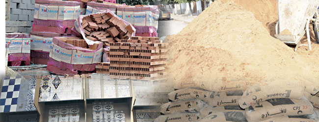 Matériaux de construction : les prix augmentent malgré la baisse de la demande
