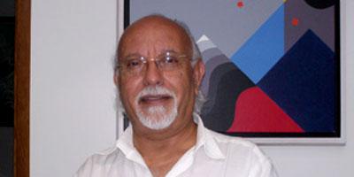 Mohamed Melehi se pà¢me dans l'onde