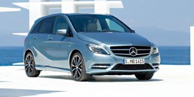 Test drive de la Mercedes – Benz Classe B