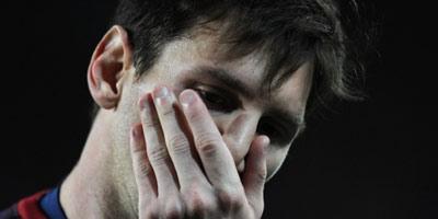FC Barcelone : Lionel Messi absent de 6 à 8 semaines