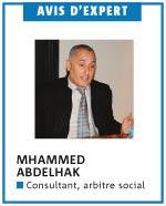 Mhammed Abdelhak : Â«Une mission d'arbitrage prend généralement entre une semaine et trois mois»